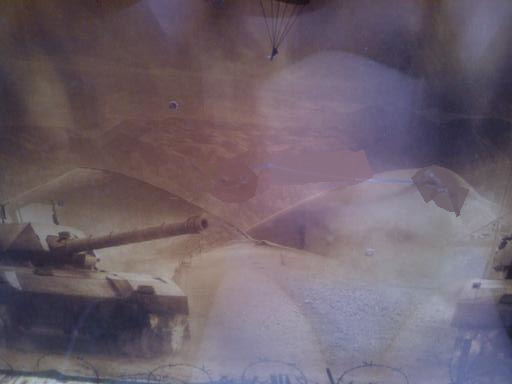 Pictures from Professor Dr Chan Junt Hoong FIET FIEEE BEng CEng collection of war pictures Operation Desert Storm .