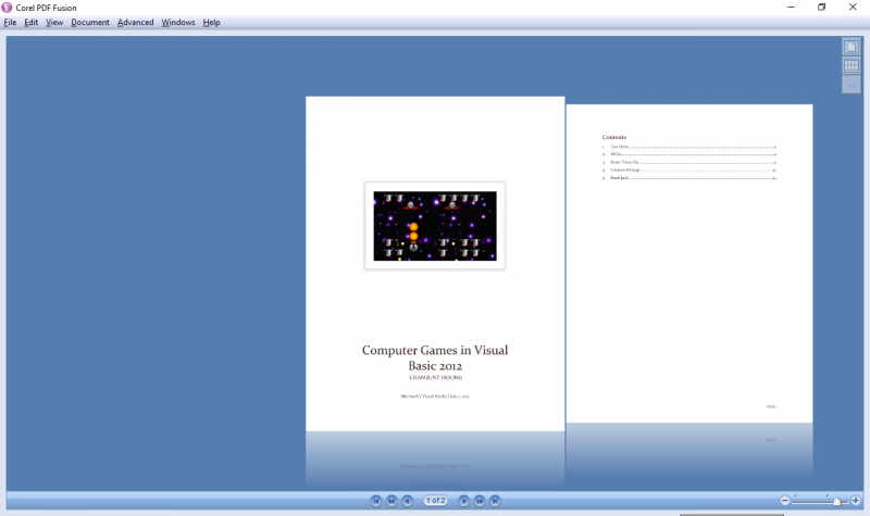 Computer Games in Visual Basic 2012
