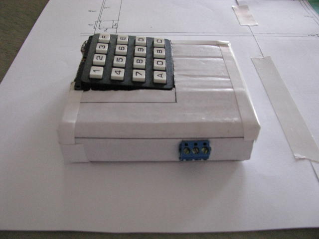 Control System Prototype Packaging