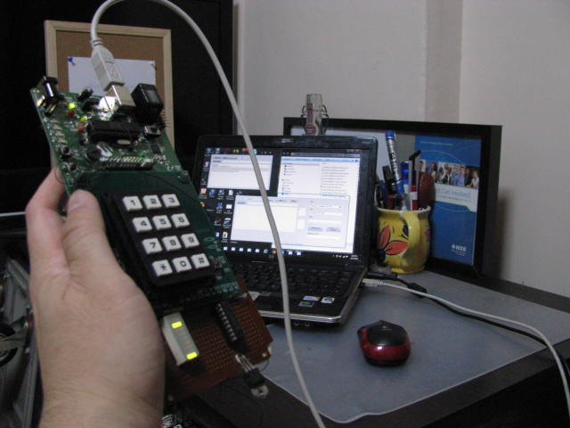 Control system and Computer Application