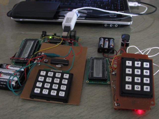 Control system and clock system