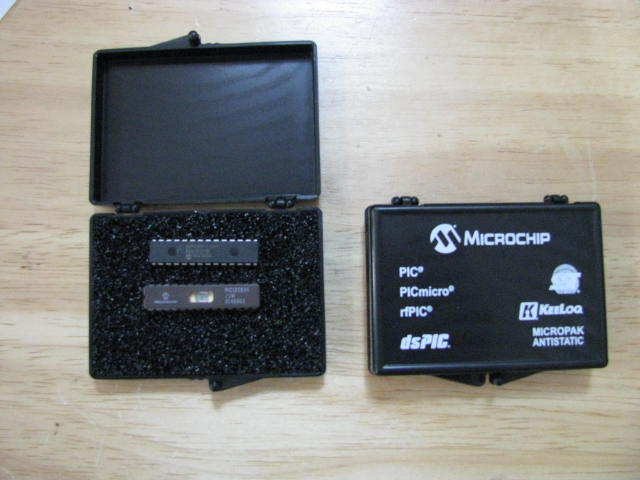 Microchip Golden Device PIC16C63A