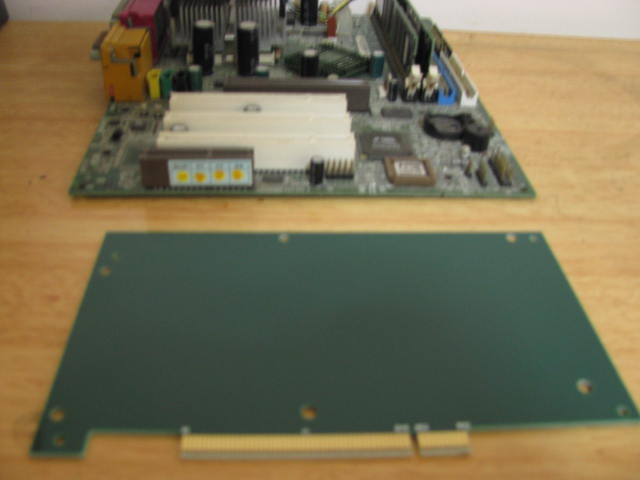 PCI board and desktop board