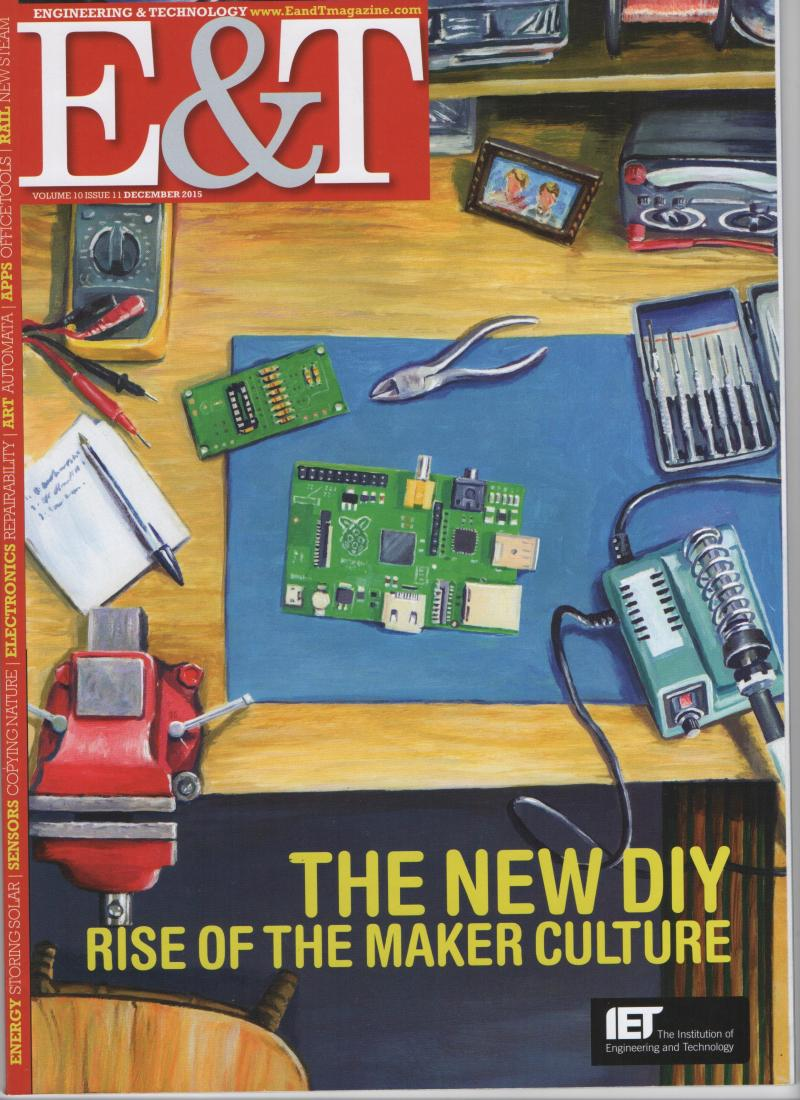 The New DIY : Rise of the Maker Culture