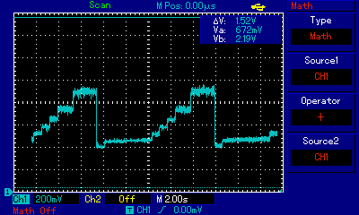 Digital to Analogue waveform from another circuit