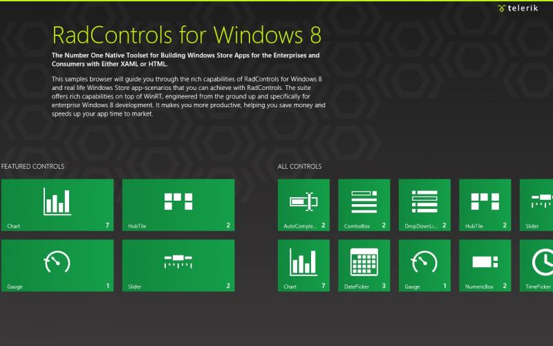 Engineering and computer works sample of windows 8 for Telerik window