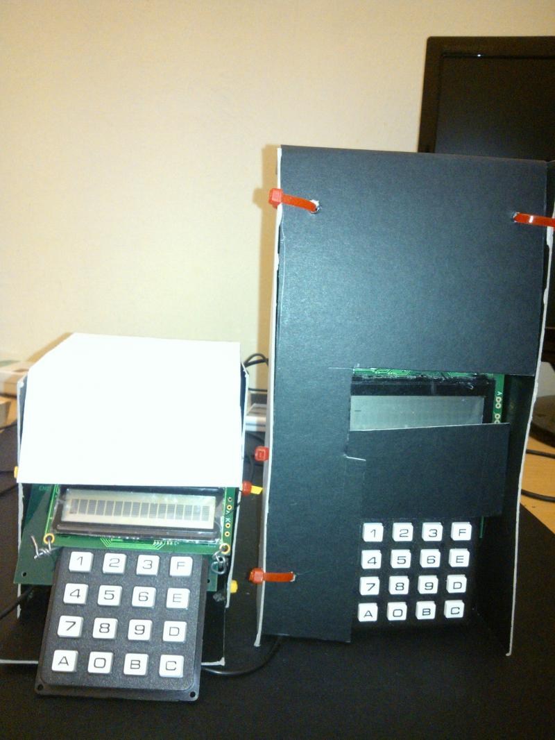 Sample packaging of control systems