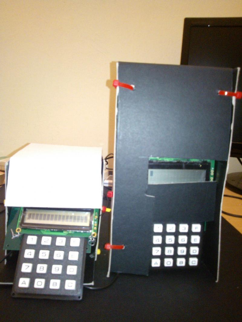 Sample packaging for control systems