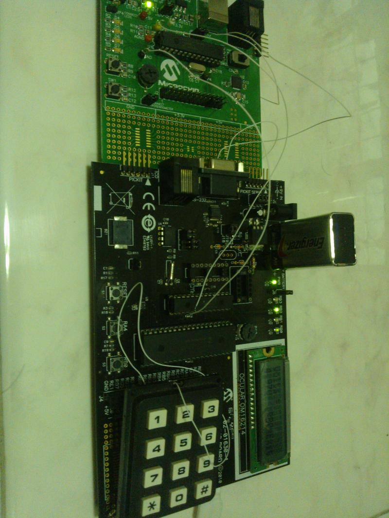 Control System and USB Board