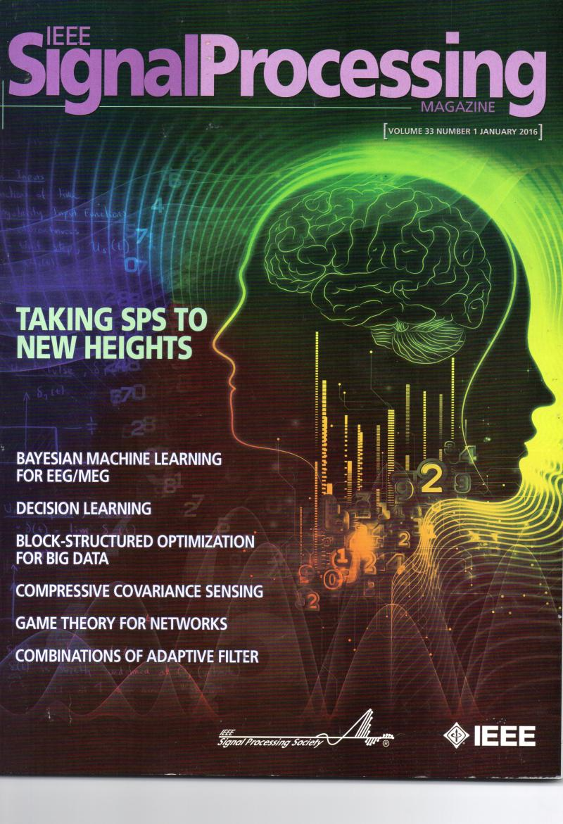 IEEE Signal Processing Magazine Volume 33 1 January 2016