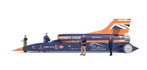 BloodHound Super Sonic Car Project